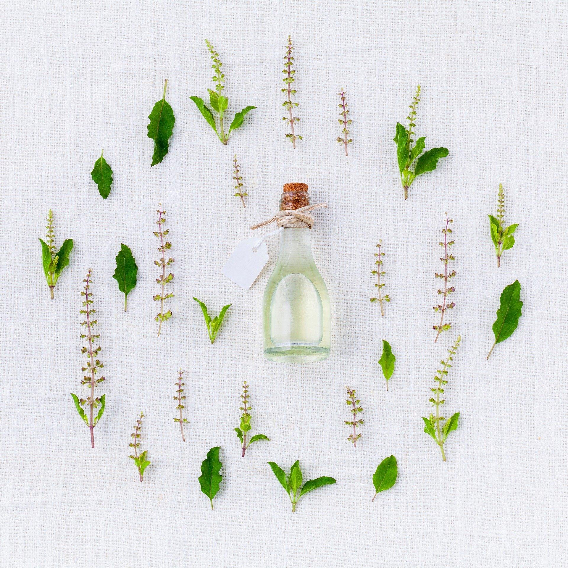 aromathérapie et huiles essentielles